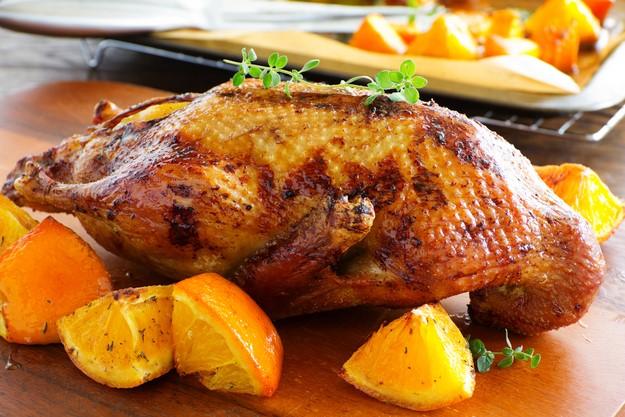 Вкусныеы блюд из утки