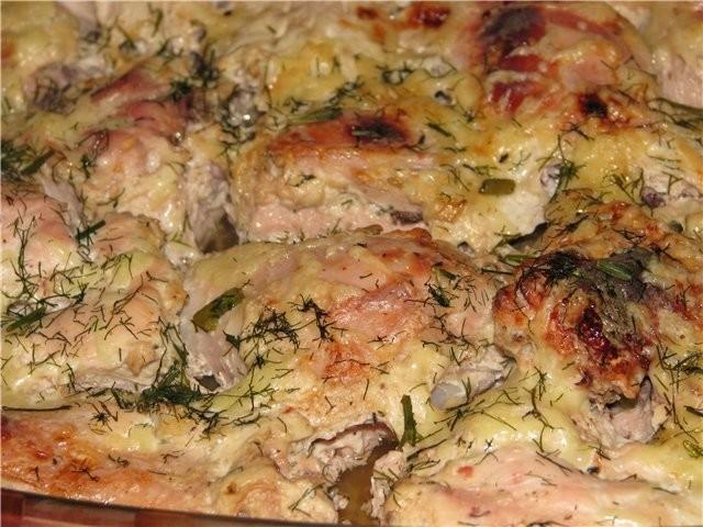 Вкусные рецепты из курицы с пошаговым